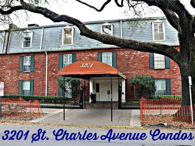 3201 St Charles Avenue UNIT 115, New Orleans, LA 70115 - #: 2197202