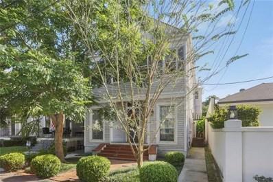 6036 Perrier Street UNIT -, New Orleans, LA 70115 - MLS#: 2197552