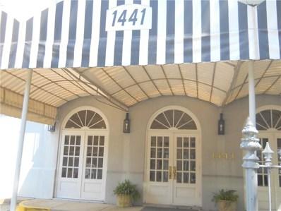 1441 Jackson Avenue UNIT 2F, New Orleans, LA 70130 - #: 2197605
