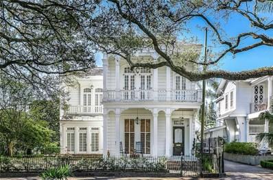 2625 St Charles Avenue UNIT 1, New Orleans, LA 70130 - #: 2197647