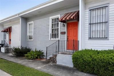 1027 Austerlitz Street UNIT 1027, New Orleans, LA 70115 - MLS#: 2197767