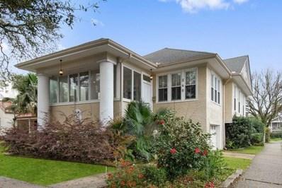 340 Audubon Boulevard, New Orleans, LA 70125 - #: 2198829