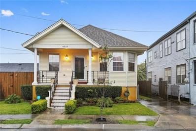4225 Elba Street, New Orleans, LA 70125 - MLS#: 2198838