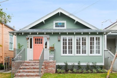 808 Roosevelt Place, New Orleans, LA 70119 - MLS#: 2199658