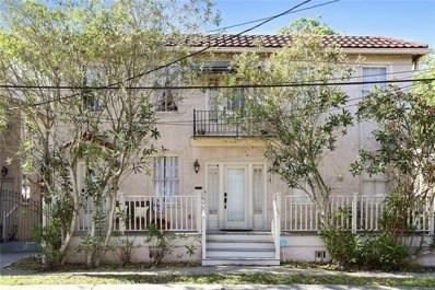 4912 S Galvez Street UNIT 6, New Orleans, LA 70125 - MLS#: 2199945
