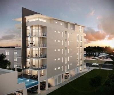 400 Lake Marina Drive UNIT 502W, New Orleans, LA 70124 - MLS#: 2200002