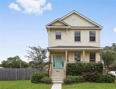 5427 Chamberlain Drive, New Orleans, LA 70122 - MLS#: 2200075