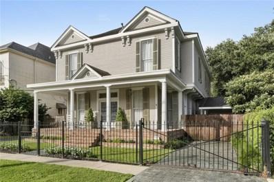 1724 Valence Street, New Orleans, LA 70115 - #: 2200436
