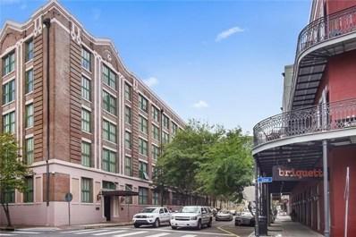 700 S Peters Street UNIT 215, New Orleans, LA 70130 - #: 2200449