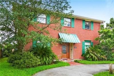 3820 Simone Garden Street, Metairie, LA 70002 - MLS#: 2200616