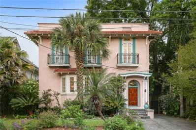 630 Audubon Street, New Orleans, LA 70118 - #: 2201337
