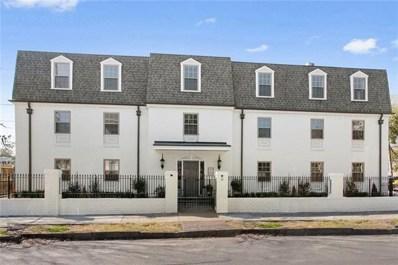 1532 St Andrew Street UNIT 307, New Orleans, LA 70130 - #: 2201889