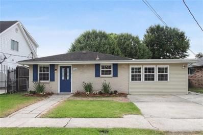 149 Rebel Avenue, River Ridge, LA 70123 - #: 2202181