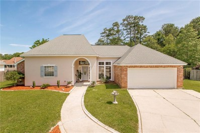 2121 Ridge Court, Mandeville, LA 70448 - #: 2203654