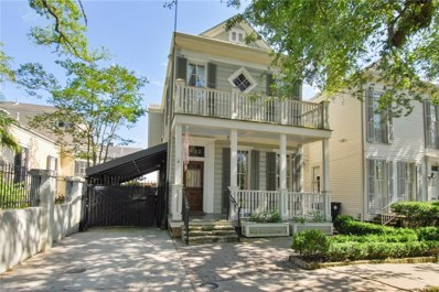 3612 Camp Street, New Orleans, LA 70115 - #: 2203968