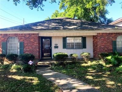5400 Lacour Monique Street, New Orleans, LA 70131 - #: 2204528