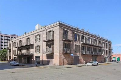 900 S Peters Street UNIT L4, New Orleans, LA 70130 - #: 2207004