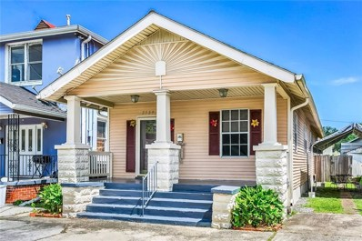 2529 Gladiolus Street, New Orleans, LA 70122 - #: 2208721