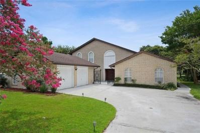 8 Chateau Trianon Drive, Kenner, LA 70065 - #: 2209149