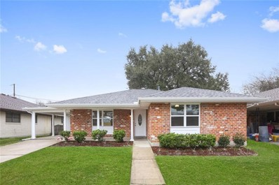 1613 Hall Avenue, Metairie, LA 70003 - #: 2209509