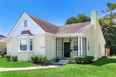 1129 Robert E Lee Boulevard, New Orleans, LA 70124 - #: 2209726