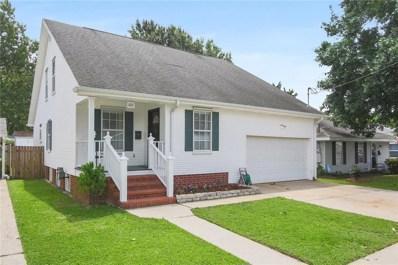 481 Gordon Avenue, Harahan, LA 70123 - #: 2210009