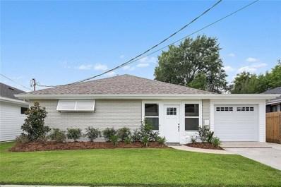 528 Beverly Garden Drive, Metairie, LA 70001 - #: 2211371