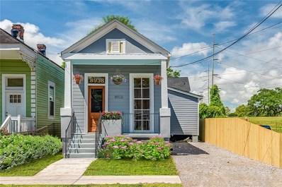 8938 Jeannette Street, New Orleans, LA 70118 - #: 2213422