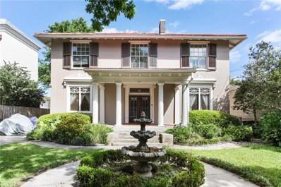 1319 Eleonore Street, New Orleans, LA 70115 - #: 2213661