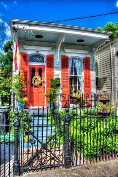 728 Fourth Street, New Orleans, LA 70130 - #: 2213858
