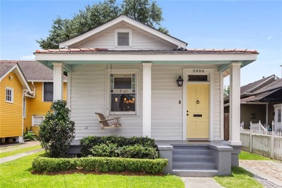 5906 Patton Street, New Orleans, LA 70115 - #: 2213877