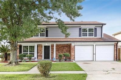 4001 S Chipwood Drive, Harvey, LA 70058 - #: 2215382