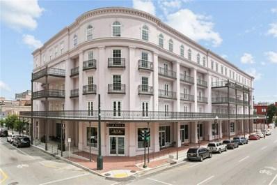 700 Magazine Street UNIT 412, New Orleans, LA 70130 - #: 2217305