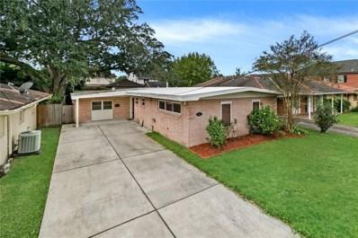400 Beverly Garden Drive, Metairie, LA 70001 - #: 2220836