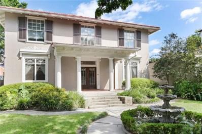 1319 Eleonore Street, New Orleans, LA 70115 - MLS#: 2225530