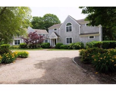 414 Eel River Road, Barnstable, MA 02655 - #: 71712443