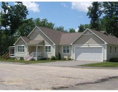 10 Whitman Bailey Drive UNIT 00, Auburn, MA 01501 - #: 72108821