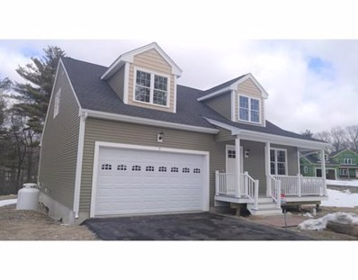 7 Hunters Court UNIT LOT 22, Sutton, MA 01590 - #: 72115992