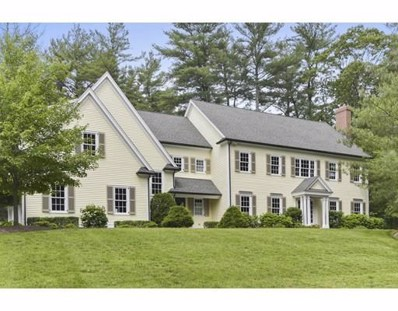 81 Montvale Road, Weston, MA 02493 - #: 72125734
