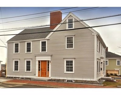 262 Merrimac Street UNIT 3, Newburyport, MA 01950 - #: 72137590