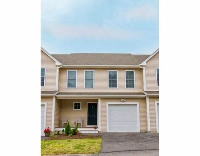 58 Reed Avenue UNIT 17, North Attleboro, MA 02760 - #: 72156053