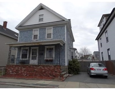 265 Pope St, New Bedford, MA 02740 - #: 72200535