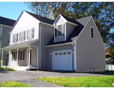 8 Cherry Blossom Circle UNIT 50, Worcester, MA 01605 - #: 72231865