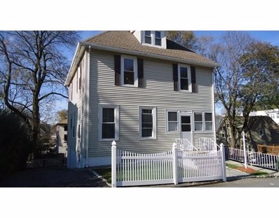 35 Uxbridge St, Worcester, MA 01605 - #: 72255314