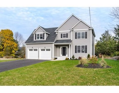 814 Old Post Road UNIT LOT 35, North Attleboro, MA 02760 - #: 72255960