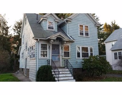 152 Morningside Road, Worcester, MA 01602 - #: 72258531