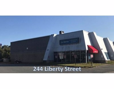 244 Liberty St UNIT 1A, Brockton, MA 02301 - #: 72268844