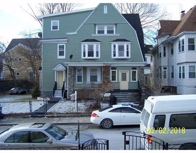 54 Bicknell St UNIT 3, Boston, MA 02121 - #: 72277278