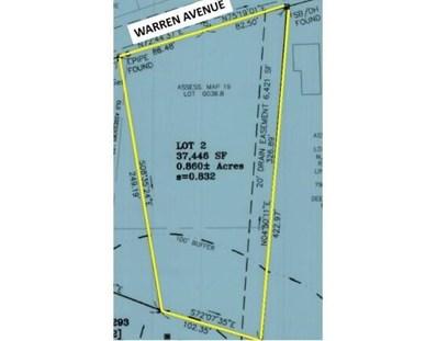 Lot 2 Warren Avenue, Swansea, MA 02777 - #: 72282623