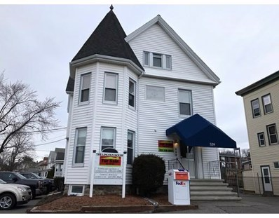 539 Lincoln Ave, Saugus, MA 01906 - #: 72285407